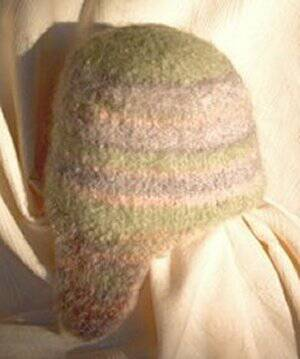 FELTED KNIT HAT PATTERNS   Free Patterns